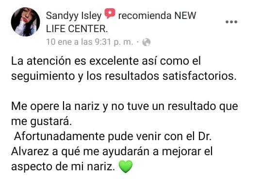 new life center opiniones